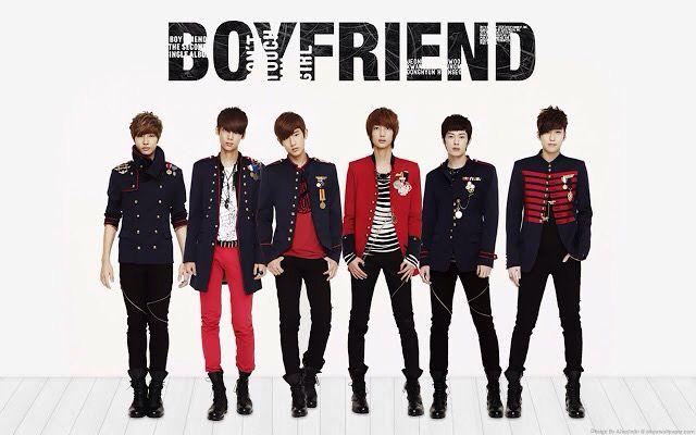 Boyfriend Kpop Wallpaper Kpop Fashion Boyfriend Pictures New korean boy hd wallpaper