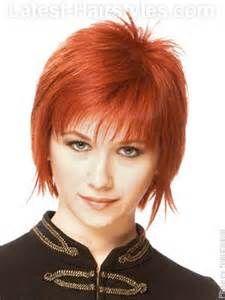 red short hair - Bing Images
