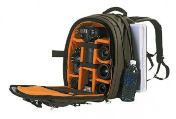 BACKPACK FOR CAMERA AND NOTEBOOK - http://www.gadgets-magazine.com/backpack-camera-notebook/