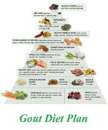 Gout Diet Plan Gout Diet Inflammatory Foods Anti Inflammatory Diet