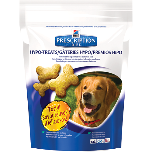 Hill S Prescription Diet Hypo Treats Canine Hypoallergenic Dog Treats Dog Treat Bag Animal Nutrition