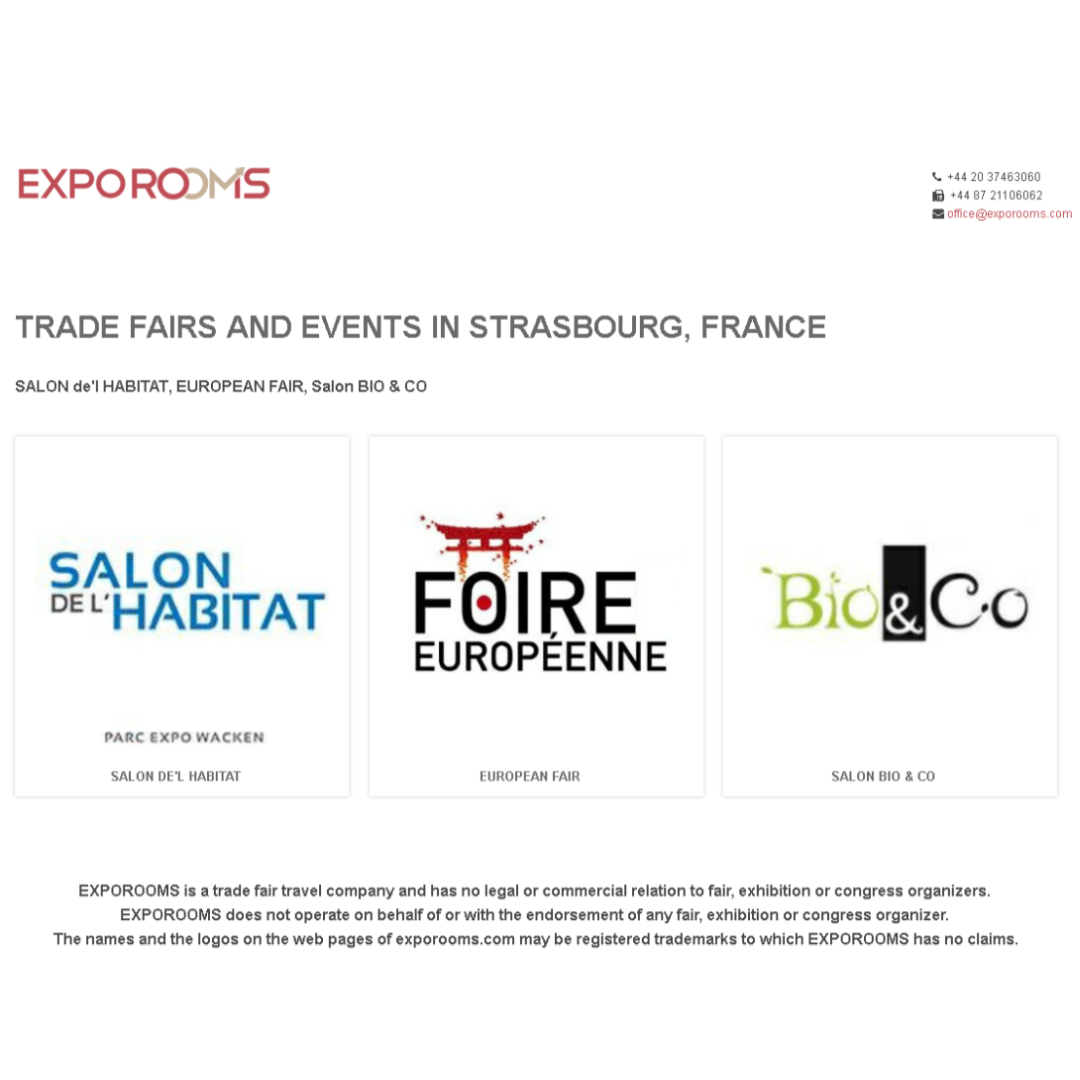 Salon Habitat Strasbourg Pin By Exporooms On Exporooms Strasbourg Fair Trade France