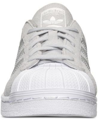 adidas superstar femminile casual scarpe dal traguardo d'argento