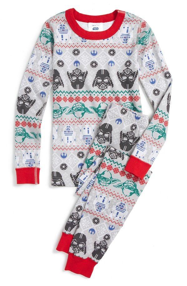 498bb899d Hanna Andersson Star Wars Pajamas
