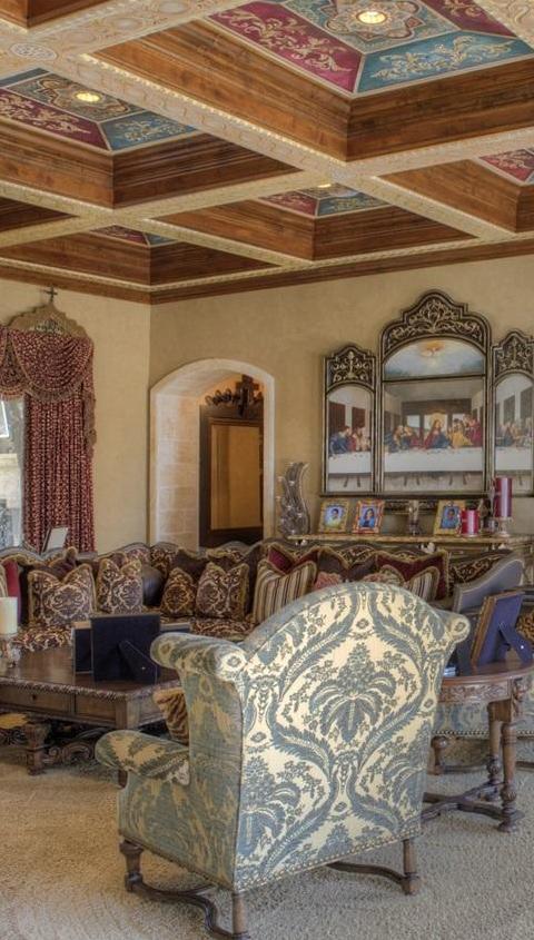 faux ceiling Luxury living room, Interior design, Home