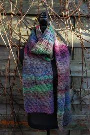 Winterwarme sjaal Katia