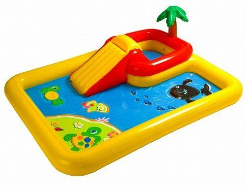 Ocean play center 100 x 77 x 31 078257314409 two - Toys r us swimming pools for kids ...