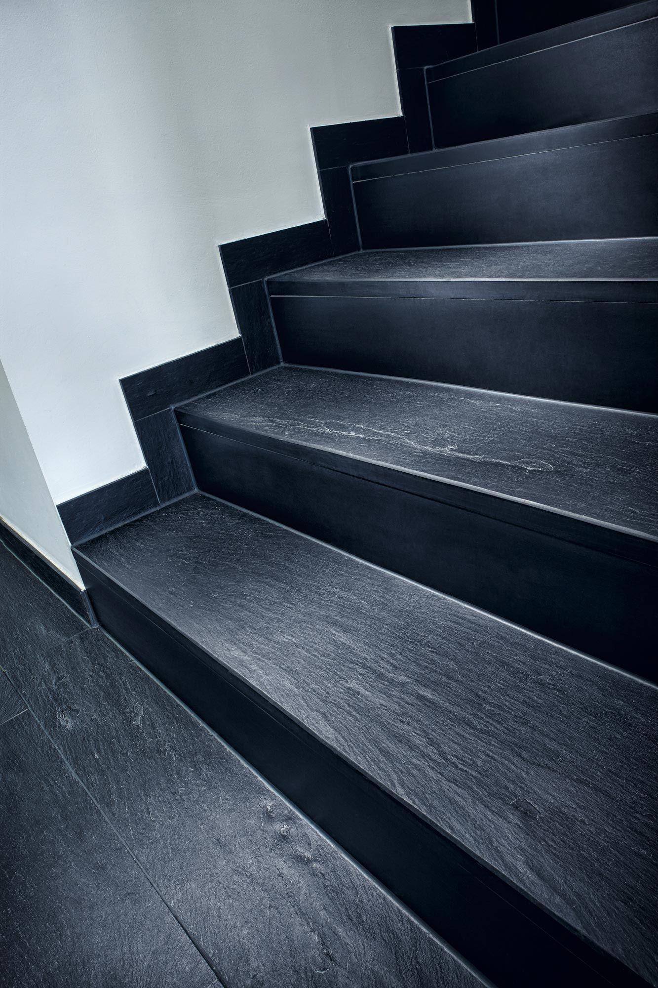 klare linien die dem raum struktur geben treppengestaltung mit hochwertigen s emotionen aus. Black Bedroom Furniture Sets. Home Design Ideas