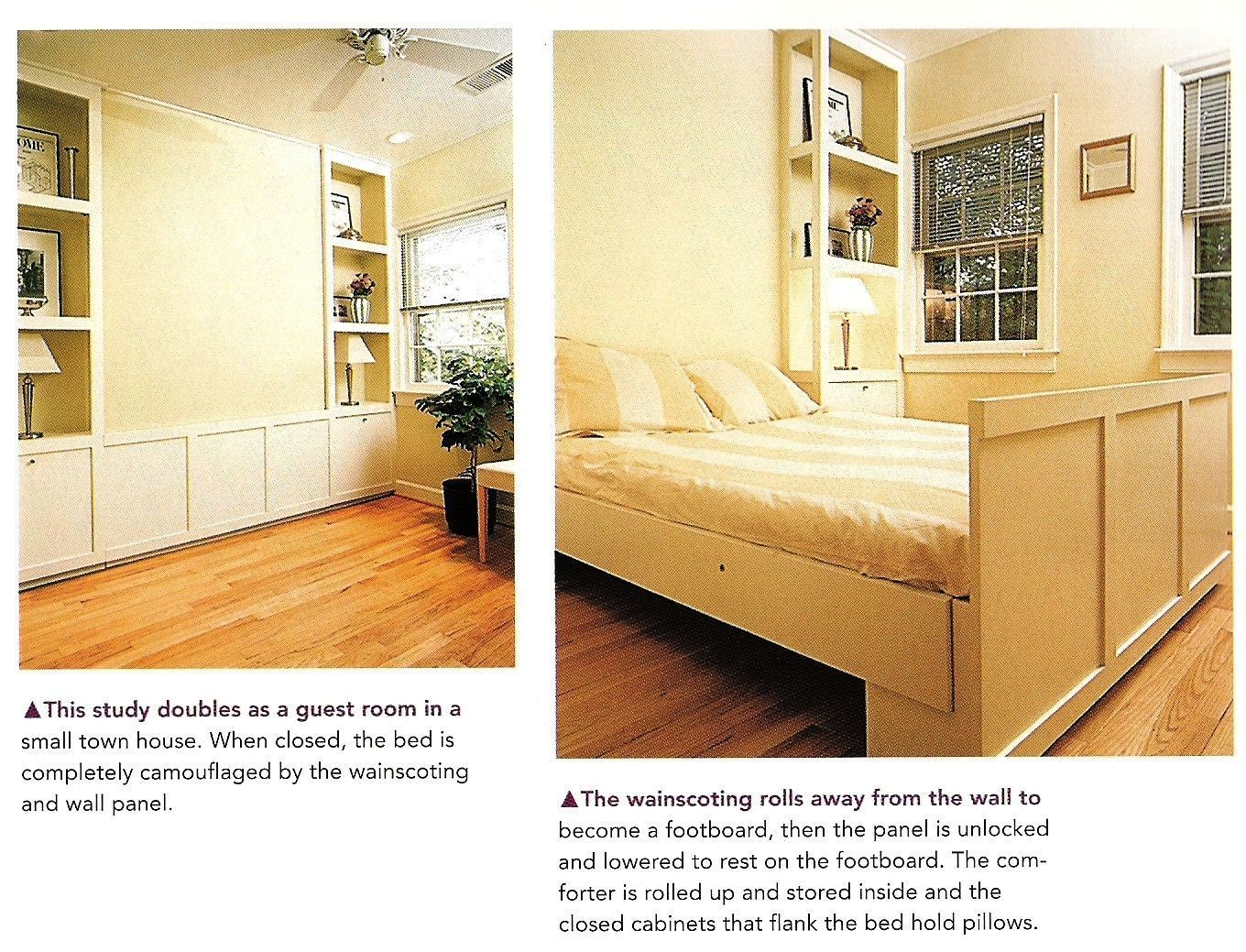 Murphy bed | Murphy Bed Ideas | Pinterest | Murphy bed, Murphy bed ...