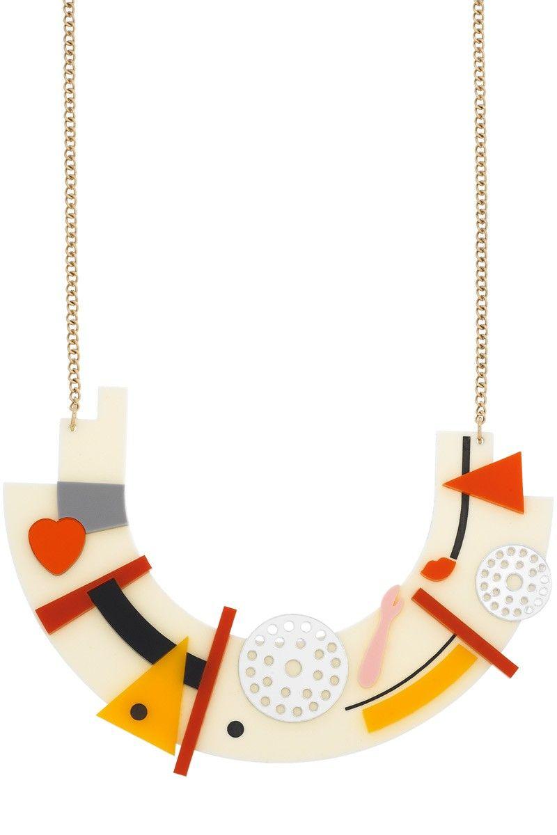 Bauhausinspired Avant Garde Jewellery from Tatty Devine