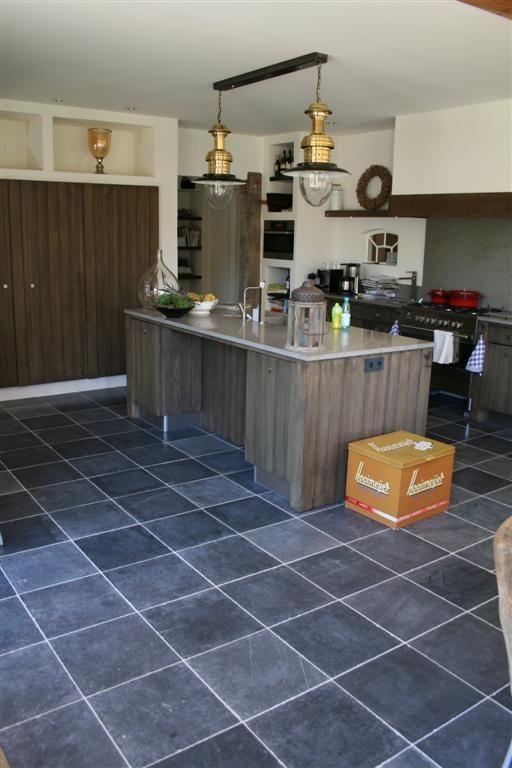 Keuken Landelijke Stijl Hardsteen Vloertegels Vietnamees Hardsteen Kersbergen Nl Vloertegels Vloeren Keuken Vloertegels