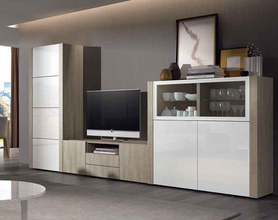 Mueble comedor moderno nature diseño 315-44 | Mobles Sedaví ...