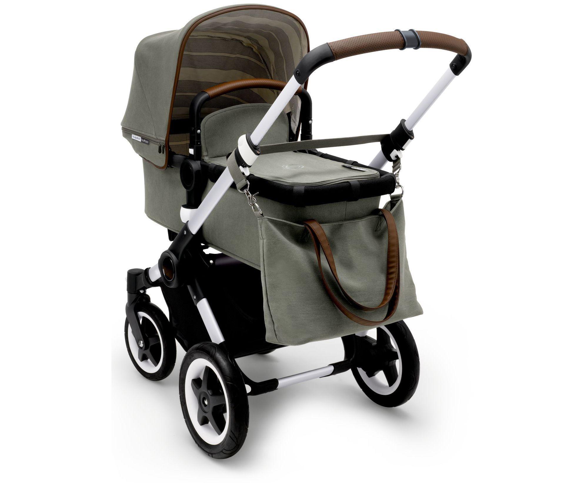 nursery bedding Bugaboo buffalo, Baby jogger stroller