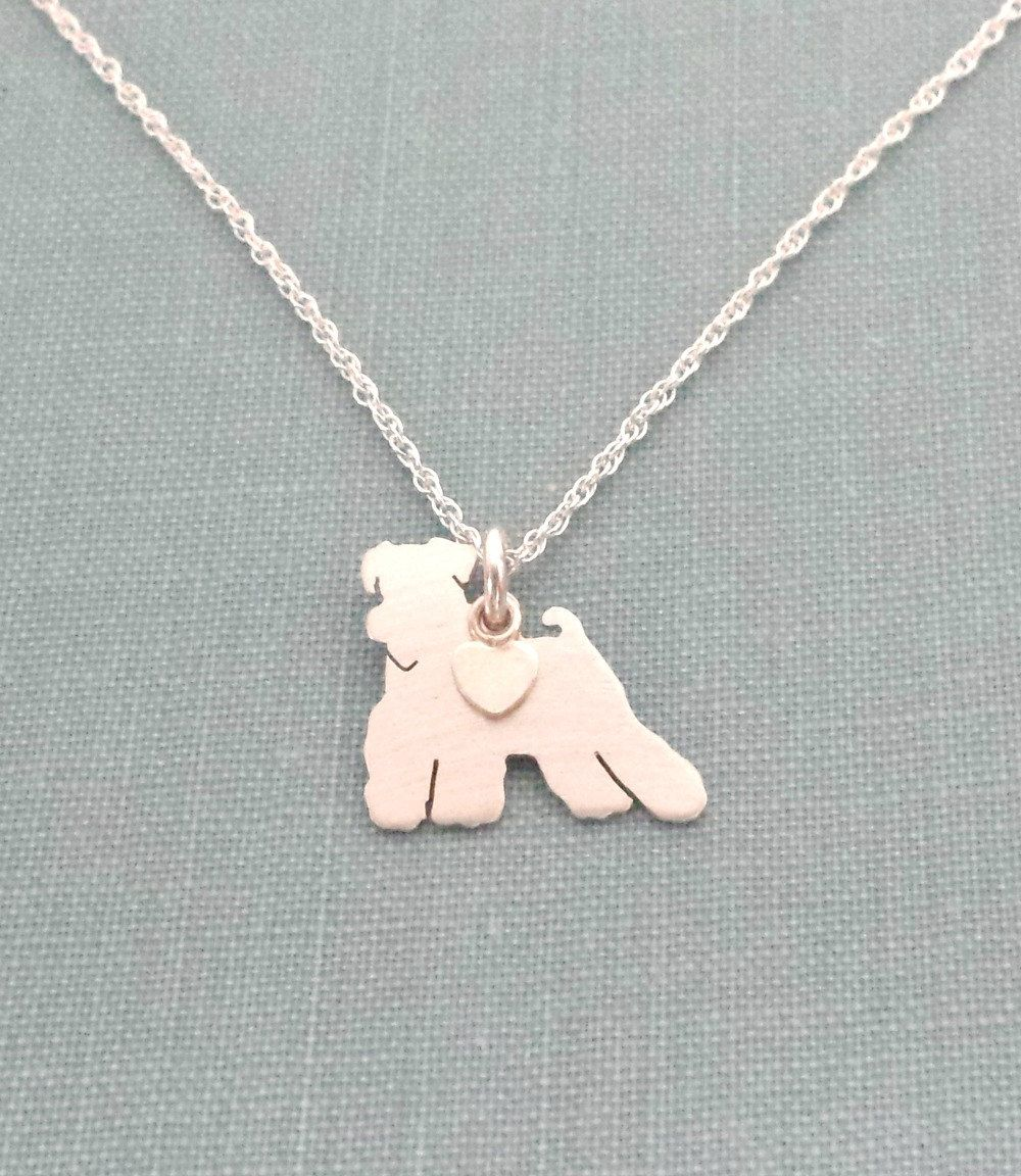 Other Wedding Jewelry Holiday Sale Golden Retriever Silhouette Pendant In Sterling Silver