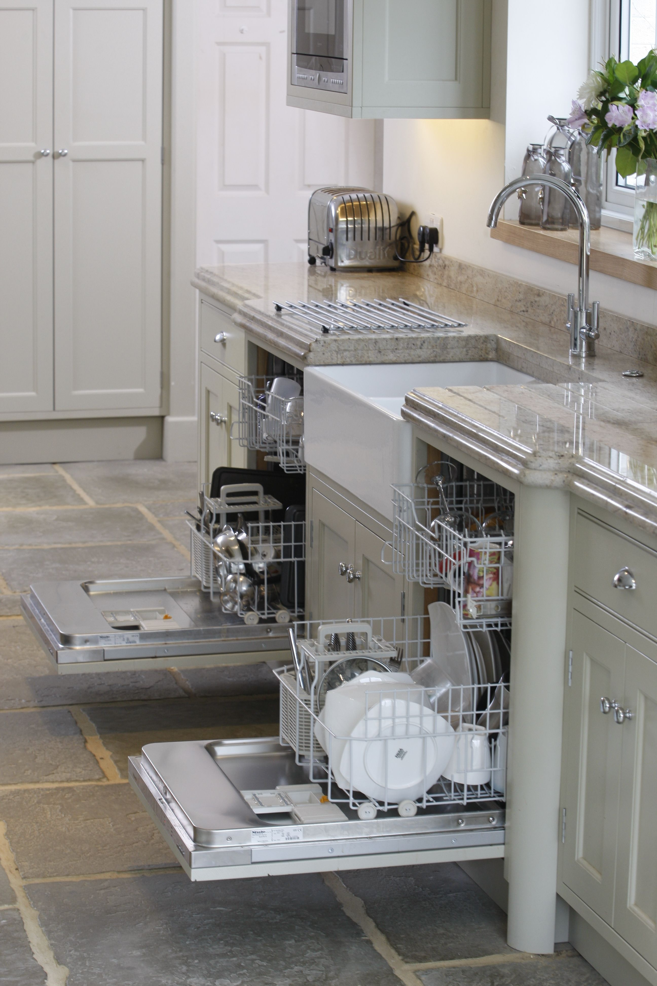 The ideal set-up in the kosher kitchen is to have two ...