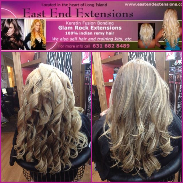 I Specialize In Keratin Fusion Hair Extensions Only This Is A