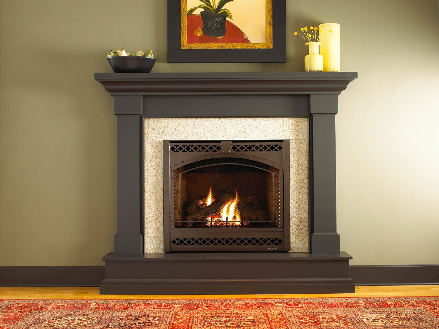 Heat and glo sl 750 slim line gas fireplace small gas fireplaceliving room