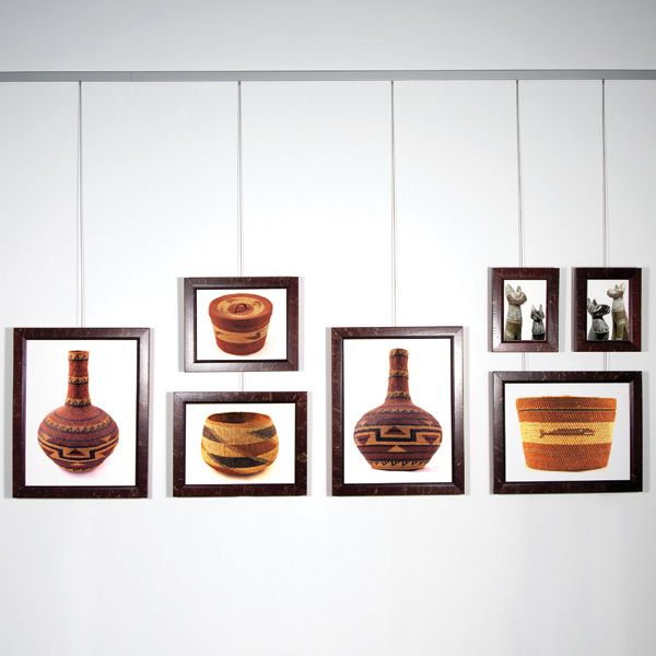 Click Rail System For Hanging Pictures Easy To Install