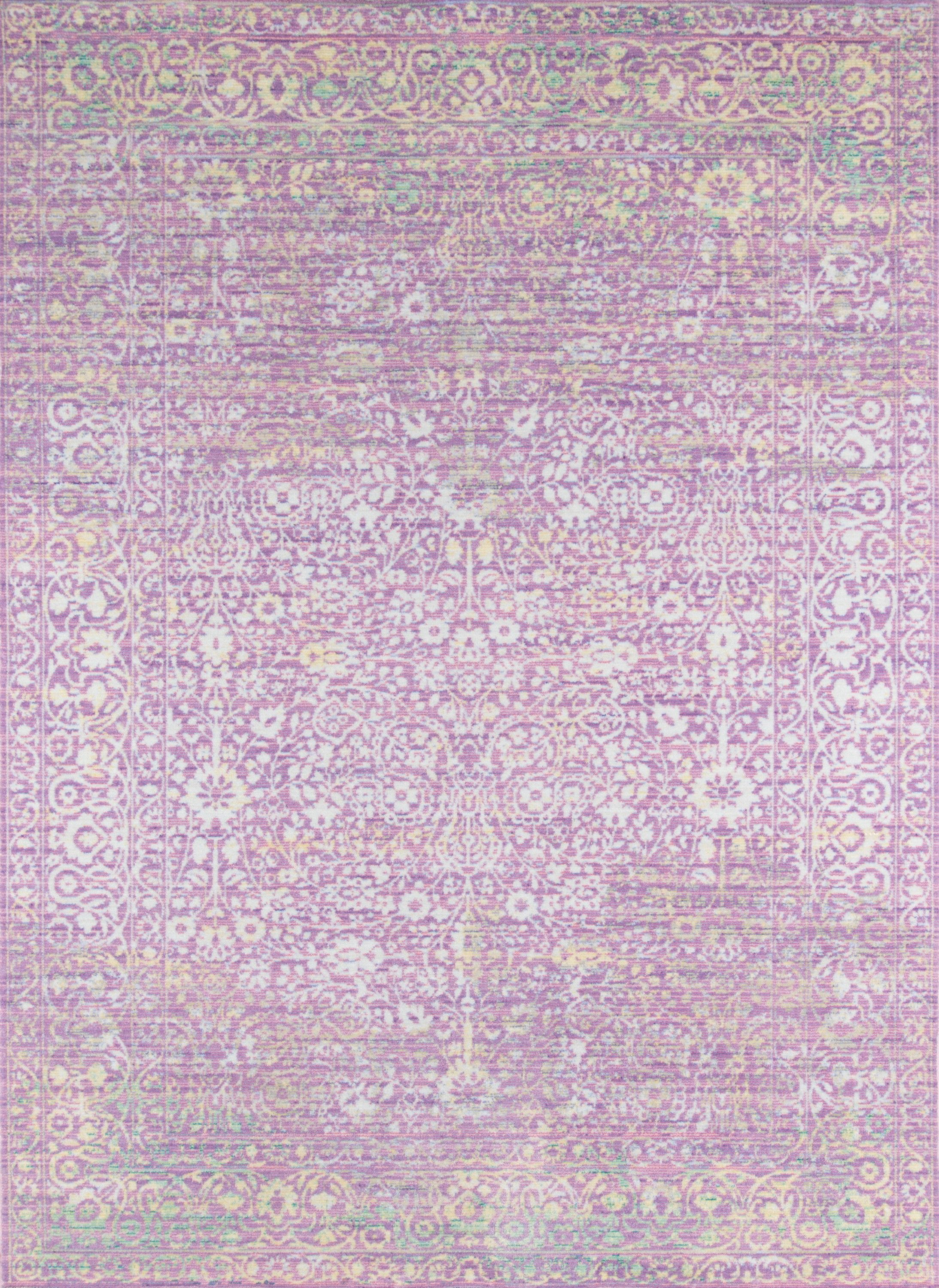 Bright And Beautiful This Rug Is