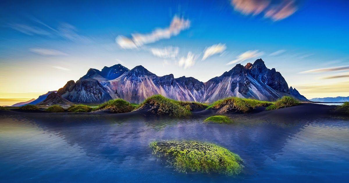 15 Pemandangan Gunung Alam Wallpaper Pantai Mengaburkan Pencahayaan Bidang Hdr Download 17 Contoh Gambar Pemandang Di 2020 Pemandangan Fotografi Alam Gambar Awan