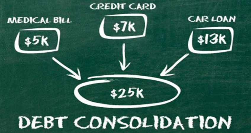 How a Debt Consolidation Loan Can Help an Individual