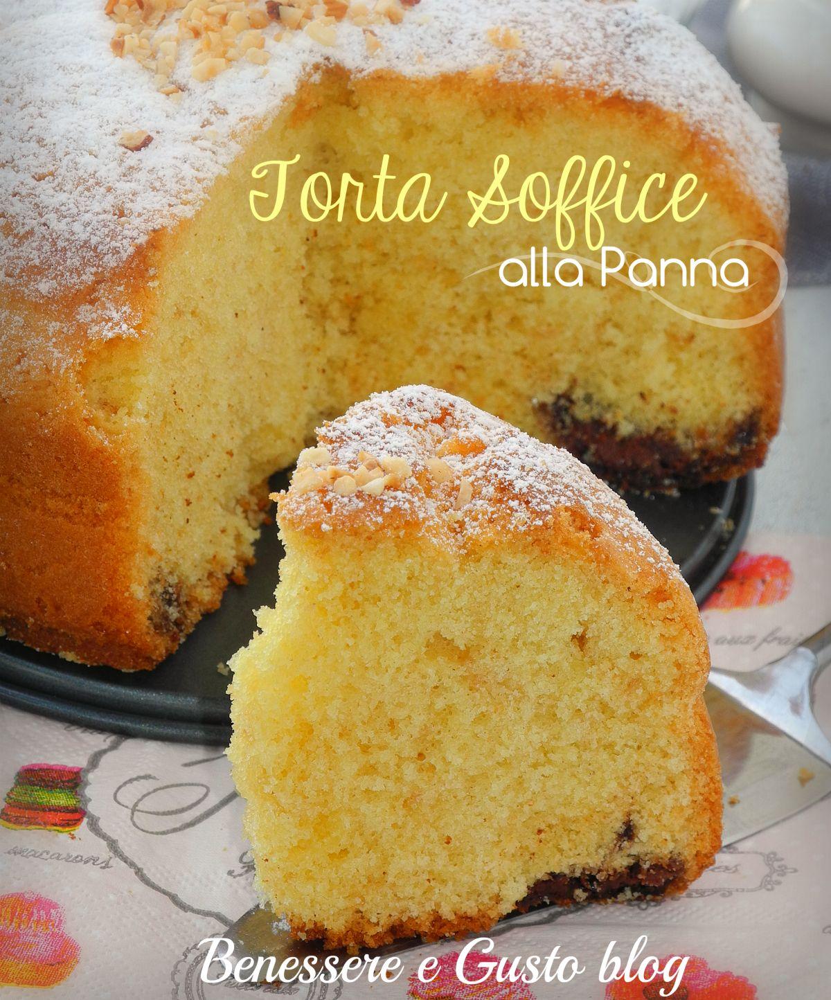 Torta Della Suocera Dolce Soffice Infallibile Alla Panna Cakes