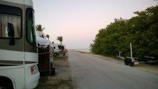 Our recent stay at Fiesta Key RV Resort as we explore the US. Passport America discount was applied.