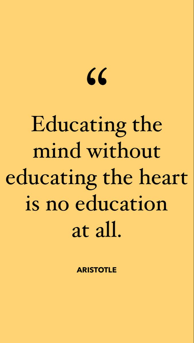 The Homeschooling quote that helped me make the final ...