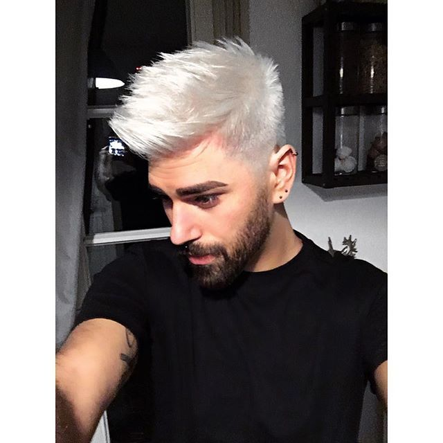 Male Hairstyle With Images Mens Hairstyles Bleached Hair Men