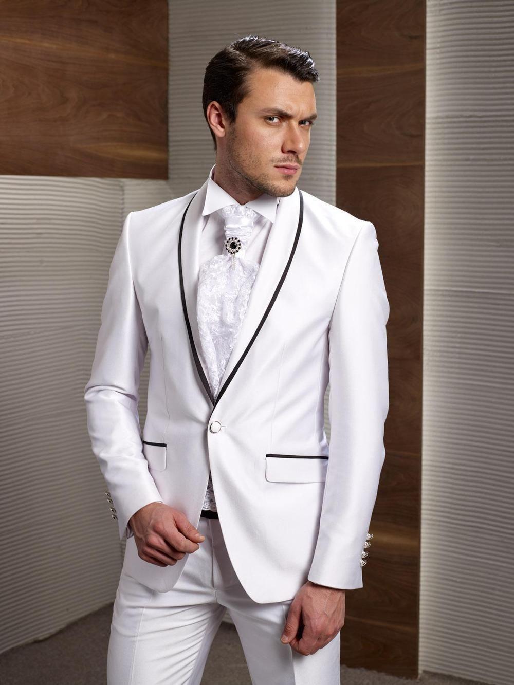 terno de casamento branco - Pesquisa Google | Mr. | Pinterest | Men ...