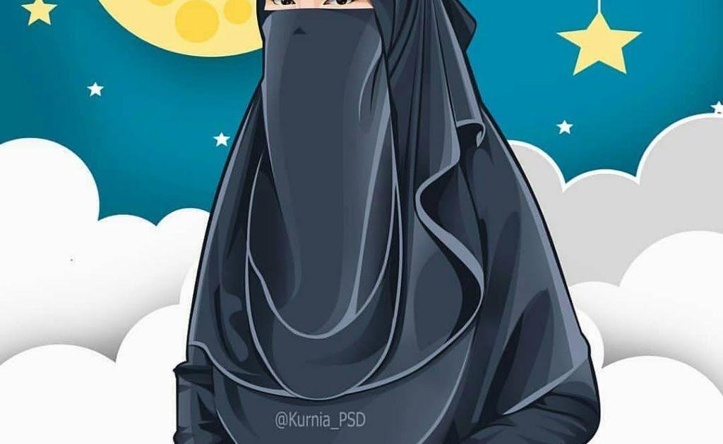 19 Foto Kartun Pernikahan Bercadar 43 Gambar Kartun Muslimah Berhijab Lucu Dan Menggemaskan Hijab Free Vector Art 4 952 Free Dow Gambar Kartun Kartun Gambar