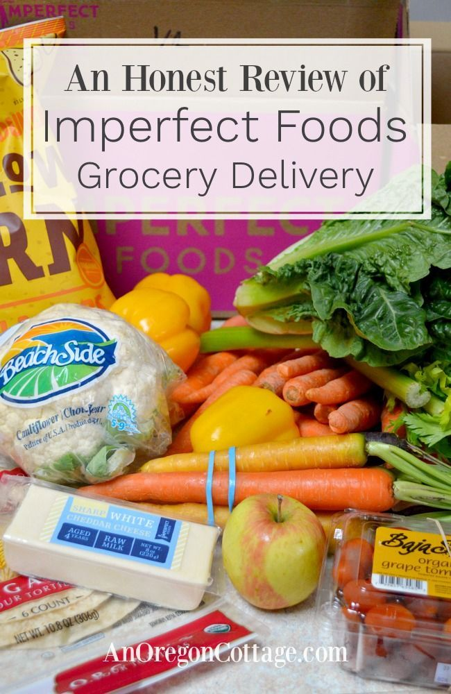 An Honest Review of Imperfect Foods Grocery Delivery