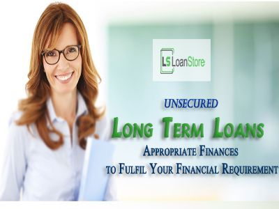 Personalised Deals on Unsecured Long Term Loan | Long term ...