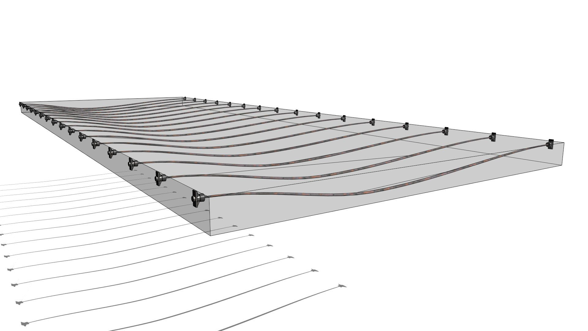 Post Tension Structures In Revit Post Tension Tension Structures