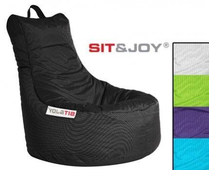 Zitzak Sit Joy.3 X Zitzak Naai Ideen