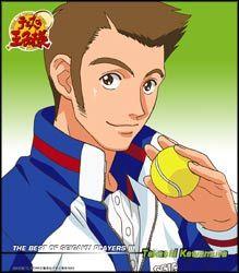 prince of tennis takashi - Google Search