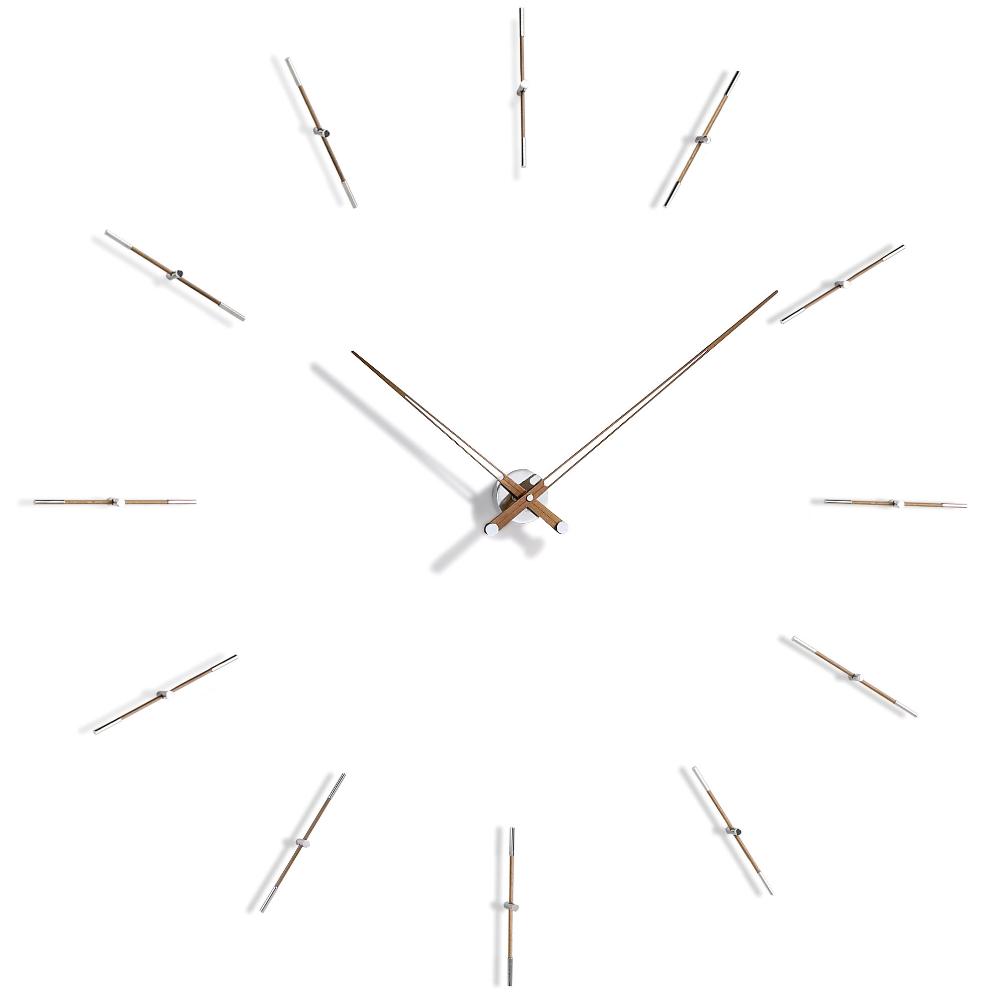Merlin N Wall Clock By Nomon Menp12 Wall Clock Clock Large Wall Clock