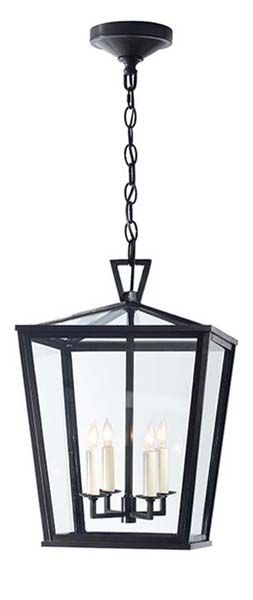 Darlana Small Outdoor Hanging Lantern Front Portico Retail 1 050 More