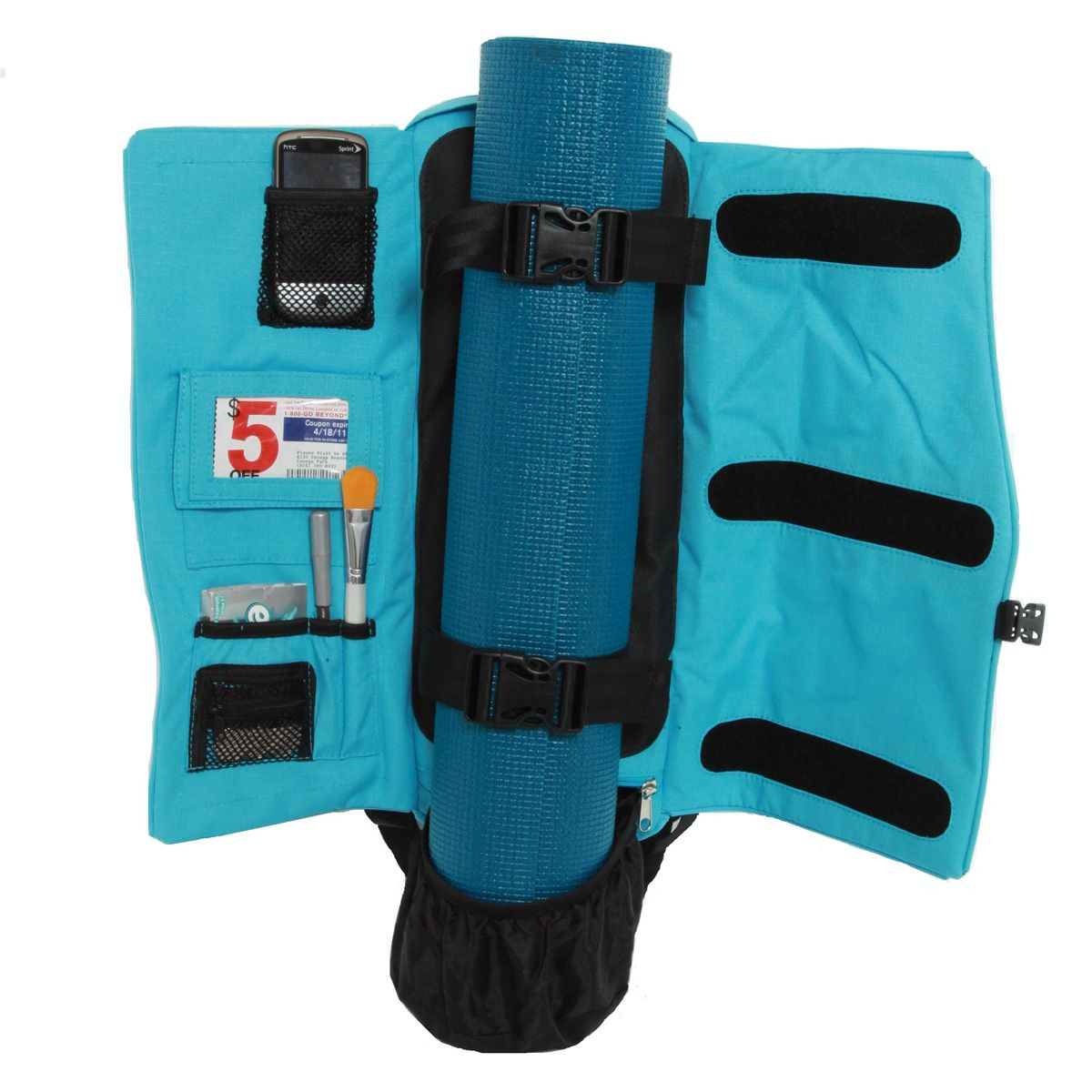 yoga nutritionist gym watch what bag s mat in youtube masonandmiles with holder a