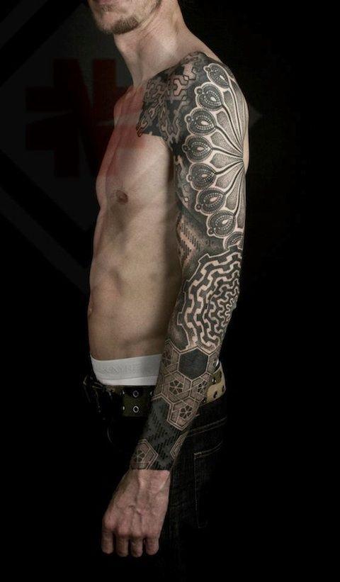 Tattoo by Nazareno Tubaro
