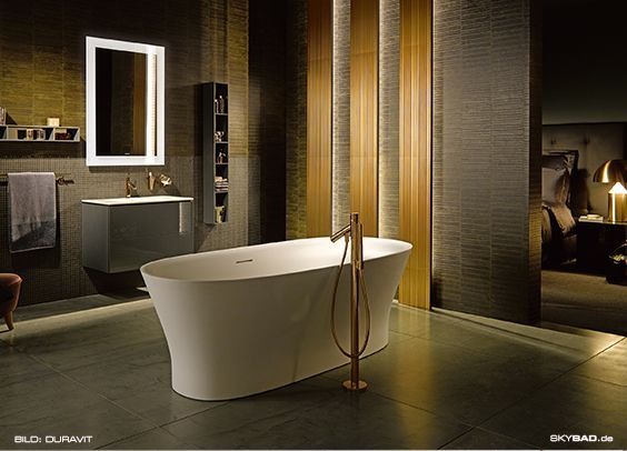 Photo of Convince yourself of the excellent quality and the wonderful comfort of Duravit …