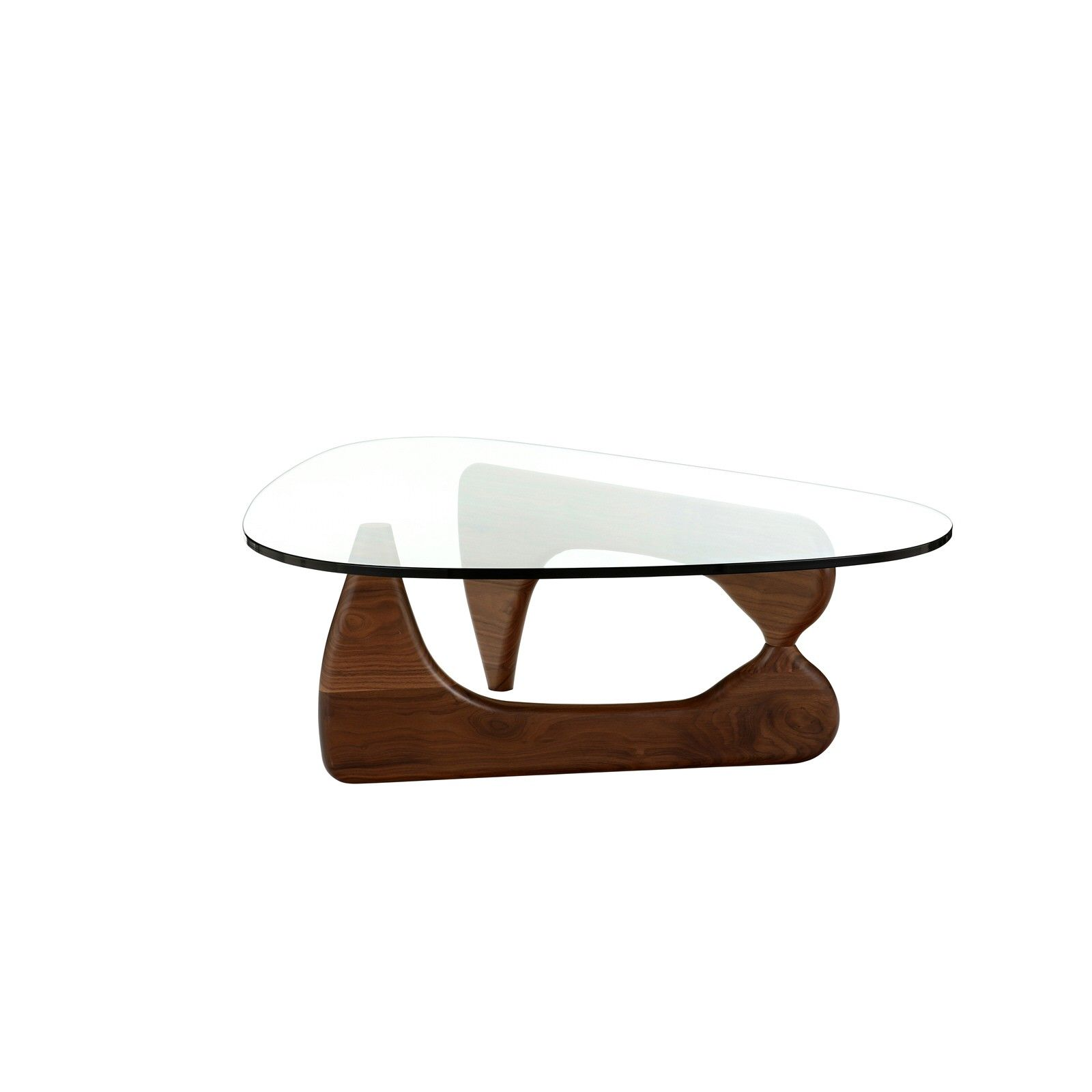 Replica Isamu Noguchi Coffee Table   Walnut | Coffee Tables | Nick Scali  Online Nick Scali