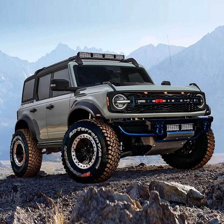 """Ford Bronco on Instagram """"2021 Ford Bronco . . . . ford"""