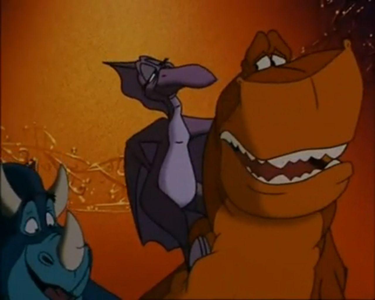 ' Dinosaur' Story Rex - Google