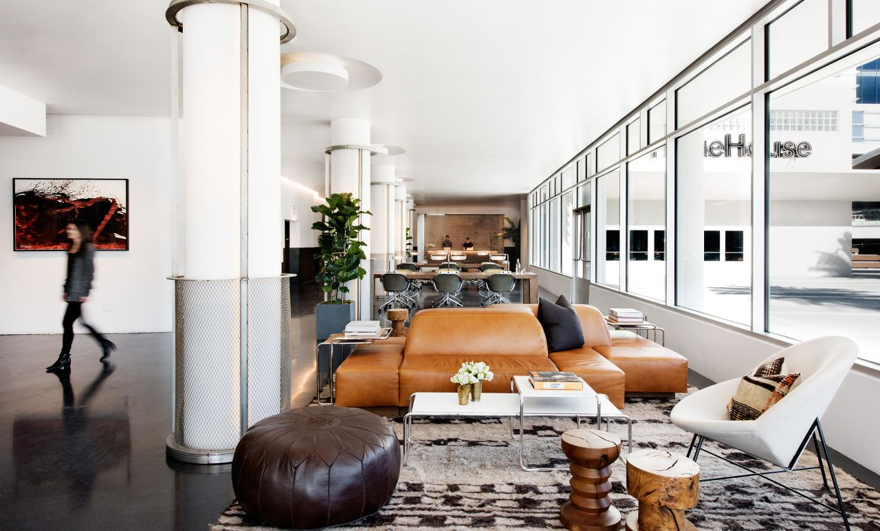 Attractive Living Spaces Corporate Office Neuehouse | Los Angeles | Ba | Pinterest | Los  Angeles,