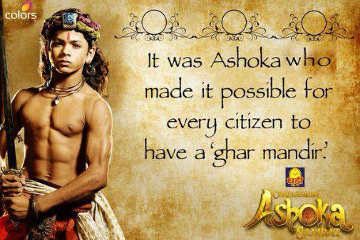 ashoka the great king