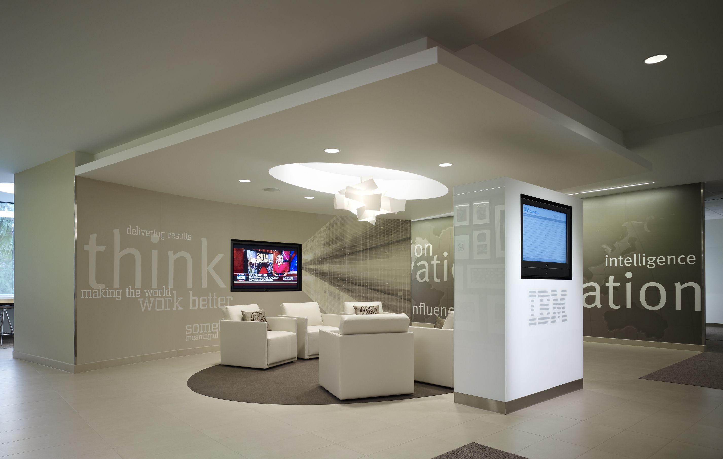 IBM | Costa Mesa, CA | Gensler | SideMark