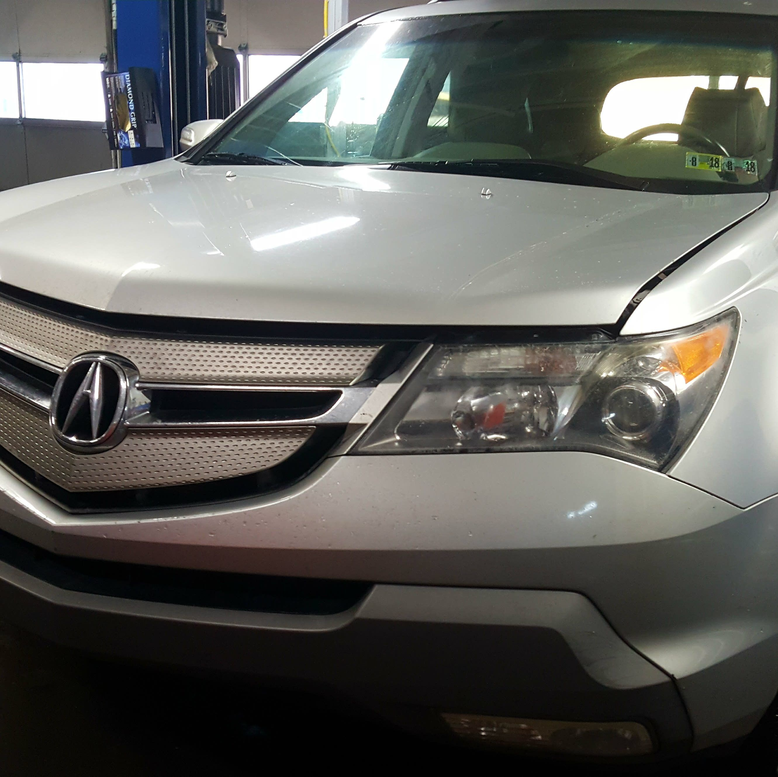 Acura MDX Service And & Repair In Philadelphia, PA