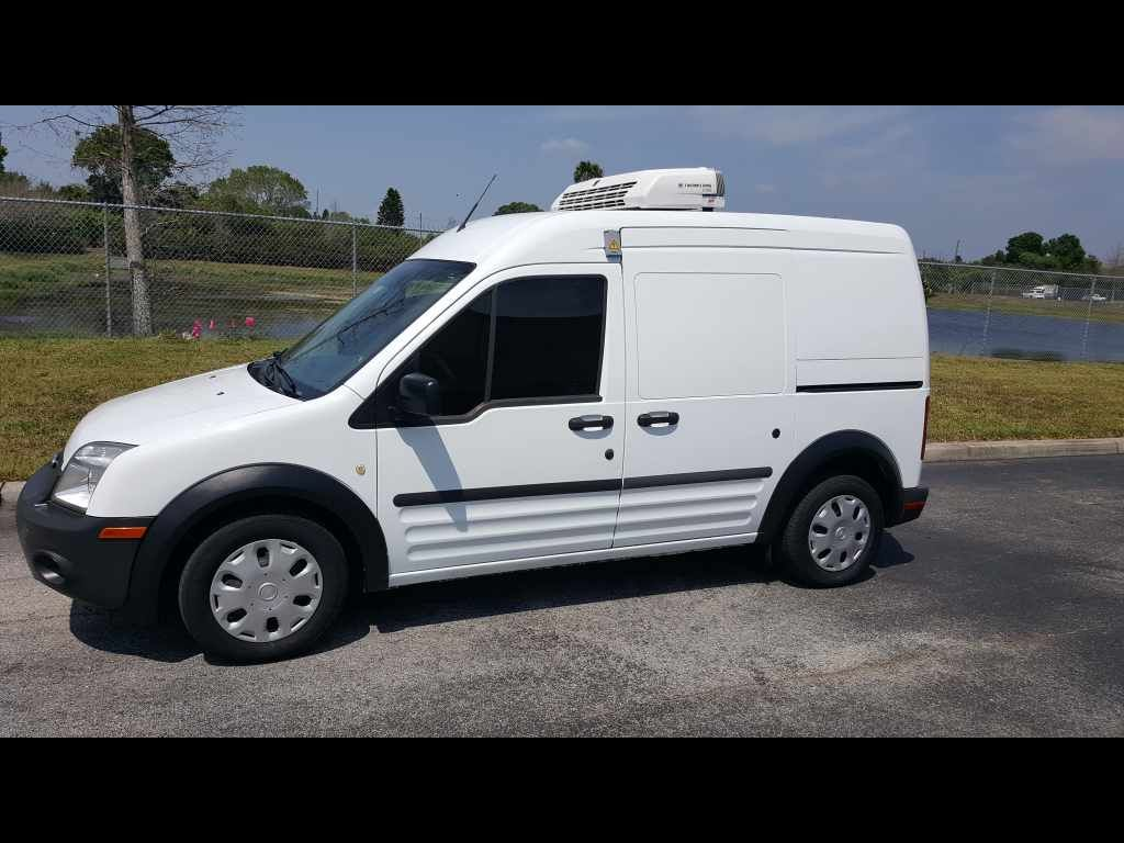 2012 Ford Transit Connect Reefer Cargo Van 14500 Http Www