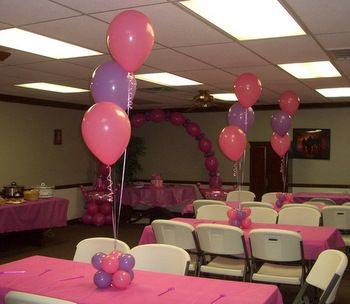 Princess Birthday Balloon Decor Tulsa OK Danielas birthday